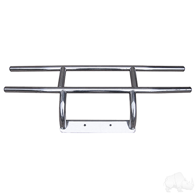 RHOX Brush Guard, Stainless Steel, Yamaha G22