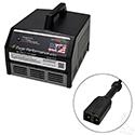 Battery Charger, Eagle Performance Series, 36V-48V Auto Ranging Voltage 15A, PowerWise Plug