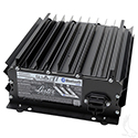 Battery Charger, Lester Summit Series High Frequency, 24V-48V, 22-25A E-Z-Go Industrial Notched DC