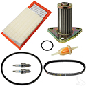 Deluxe Tune Up Kit, E-Z-Go 4 Cycle Gas 94-05 w/Oil Filter