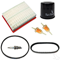 Deluxe Tune Up Kit, Club Car DS 4 Cycle Gas 92-93, 95-96 w/Oil Filter