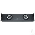 Overhead Audio Console with Bluetooth Amp and Speakers, Club Car Onward w/OEM Long Top