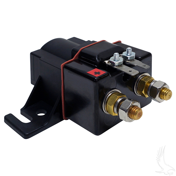 Solenoid  48v For Club Car Ds    Precedent  Oem Replacement 101908701 1019087