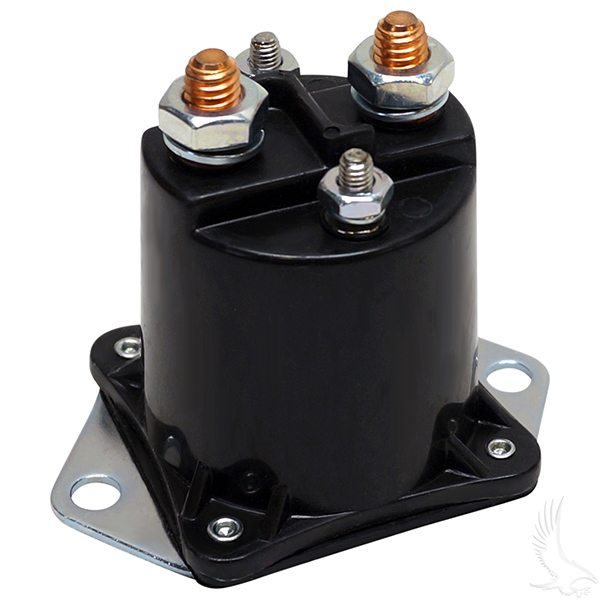 Solenoid  36v 4 Terminal Copper  For Club Car 5