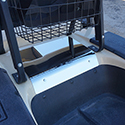 Access Panel, Stainless Steel, Club Car DS