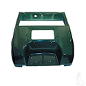 Rear Body, Dark Green, Club Car Electric