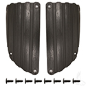 Scuff Guard, SET OF 2 w/ Rivets, E-Z-Go Medalist/TXT 96-01