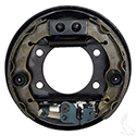 Brake Assembly, Passenger Side with Brake Shoes, E-Z-Go