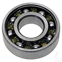 Bearing, Open Ball, E-Z-Go 4-cycle Gas 91+, Club Car DS/Precedent Electric 84+, Yamaha Gas amp; Electric