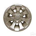 "Wheel Cover, 8"" Driver Sandstone"
