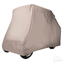 RHOX Storage Cover, Car w/ Rear Seat, Nylon