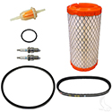 Deluxe Tune Up Kit, E-Z-Go 4 cycle Gas 05+ w/o Oil Filter