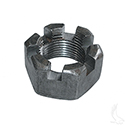 "Slotted Nut, Axle, 1""- 14, E-Z-Go"