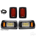 LED Adjustable Light Kit, Club Car DS 93+