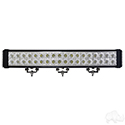 "Light Bar, LED, 25.25"" Flood, 12-24V 108W 8100 Lumen"