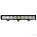 "Light Bar, LED, 33"", Flood, 12-24V 144W 10100 Lumen"