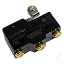 Micro Switch, 3 terminal, E-Z-Go TXT Gas & Electric 65+ Non-DCS, Marathon 83-94