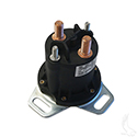 Solenoid, Heavy Duty, 48V 4 Terminal Copper, Club Car Electric 95-99 (Different Footprint)