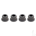 Bushing Kit, PACK of 4, Front Leaf Spring, Club Car Precedent