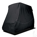 "Storage Cover, Car w/ 80"" Top, Black"
