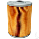 Air Filter, Oil Treated w/ O-ring Top Seal, Yamaha G2, G8, G9, G11 4 Cycle Gas 85-94