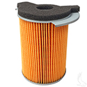 Air Filter, Oil Treated w/ O-ring Top Seal, Yamaha G14 4 Cycle, G1, 2 Cycle Gas 78-89 Gas