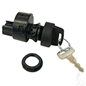 Key Switch with Factory Lights, Yamaha Drive2, Drive 07-16+, G22 05-07