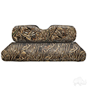Seat Back & Bottom Covers, Realtree MAX-5, E-Z-Go TXT, RXV