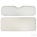 Cushion Set, White, Universal Board, Club Car Precedent 600 Series