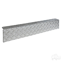 Rear Bumper Cover, Diamond Plate, E-Z-Go RXV