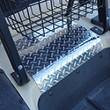 Access Panel, Diamond Plate, Club Car DS