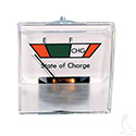Charge Meter, 36V Square Analog