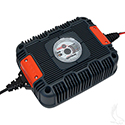 Battery Charger, NOCO Genius, 20A 48V, Yamaha 2 Prong
