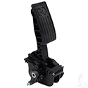 Accelerator Assembly Pedal with Throttle Sensor, Gen 2, Club Car Precedent 09+ Gas