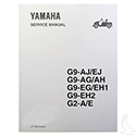Service Manual, Yamaha G2/G9 88-94