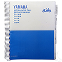 Service Manual, Yamaha G11/14/16/19/20 95-02