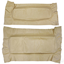 Cover Set, Rhino Seat, Club Car DS, Tan