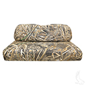 Seat Back & Bottom Covers, Realtree Max-5, Club Car DS New Style
