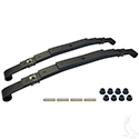 Leaf Spring Kit, Rear Heavy Duty 4 Leaf, E-Z-Go