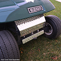 Front Shield, Diamond Plate, E-Z-Go 89+
